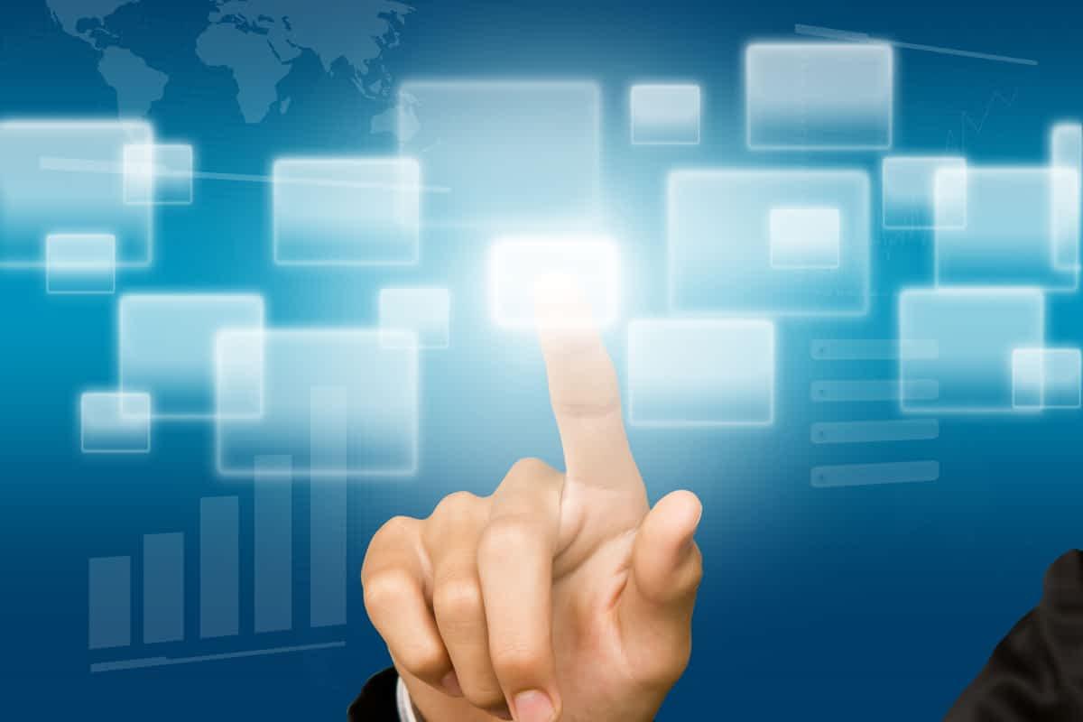 virtualizarea structurii servicii it